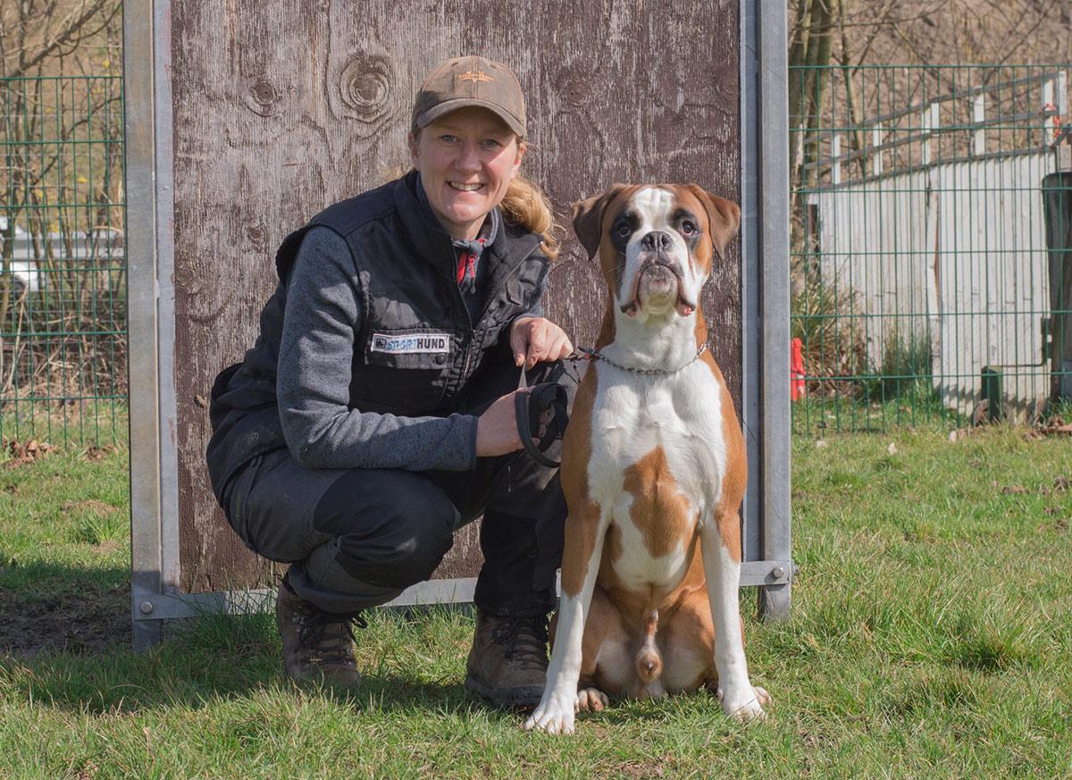 Sandra Kroos & Gero vom Hause Rehberg